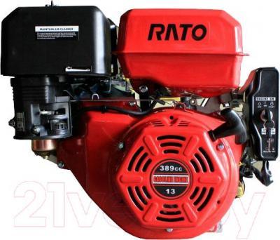 Двигатель бензиновый Rato R390ESTYPE - общий вид