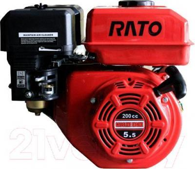 Двигатель бензиновый Rato R200STYPE - общий вид