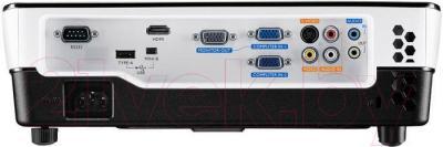 Проектор BenQ TH681+ - вид сзади