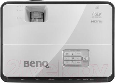 Проектор BenQ W750 - вид сверху