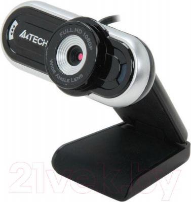 Веб-камера A4Tech PK-920H-1 (Black-Silver) - общий вид