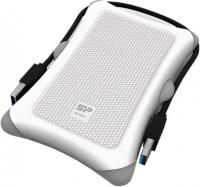 Внешний жесткий диск Silicon Power Armor A30 2TB White (SP020TBPHDA30S3W) -