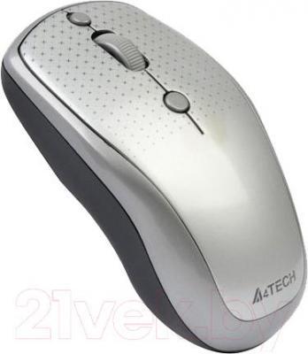 Мышь A4Tech G9-530HX-1 (серый) - общий вид