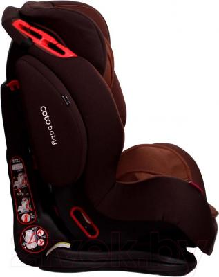 Автокресло Coto baby Salsa Q (Brown) - вид сбоку