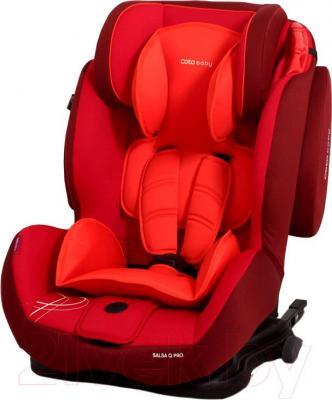 Автокресло Coto baby Salsa Q Pro (Red) - общий вид