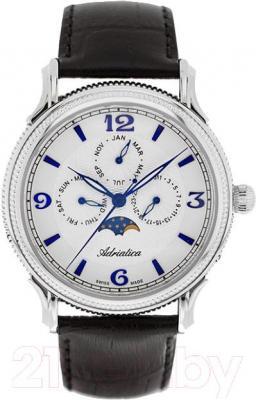 Часы мужские наручные Adriatica A1126.52B3QF - общий вид