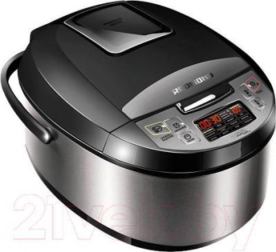 Мультиварка Redmond RMC-FM4520 (черный) - общий вид