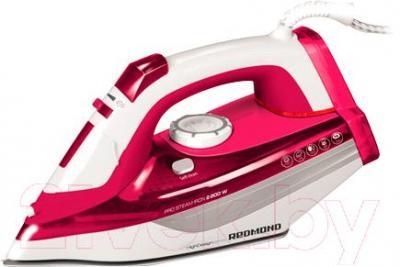 Утюг Redmond RI-С223 (розовый) - общий вид