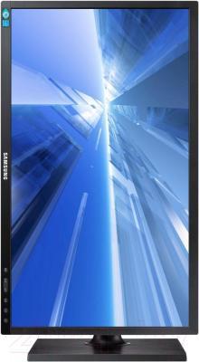 Монитор Samsung S27C650D (LS27C65UDSA/CI) - в портретном режиме