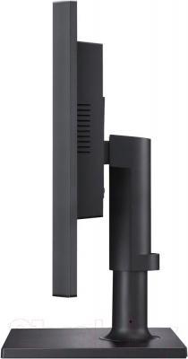 Монитор Samsung S27C650D (LS27C65UDSA/CI) - вид сбоку