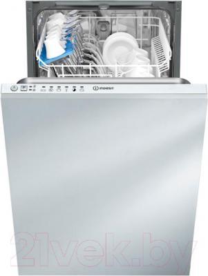 Посудомоечная машина Indesit DISR 16B EU - общий вид