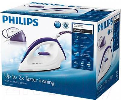 Утюг с парогенератором Philips GC6625/30 - в упаковке