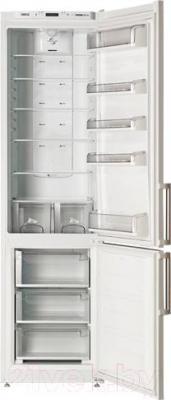 Холодильник с морозильником ATLANT ХМ 4426-030 N - внутренний вид