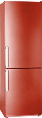 Холодильник с морозильником ATLANT ХМ 4426-030 N - общий вид