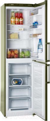 Холодильник с морозильником ATLANT ХМ 4425-070 N - камеры хранения