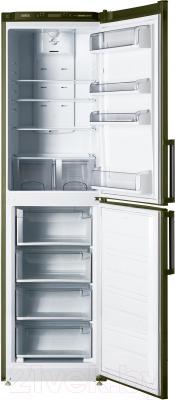Холодильник с морозильником ATLANT ХМ 4425-070 N - внутренний вид