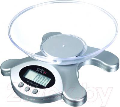 Кухонные весы Sinbo SKS-4514 (серебристый) - общий вид