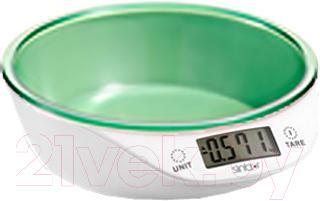 Кухонные весы Sinbo SKS-4521 (зеленый) - общий вид