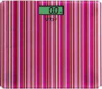 Напольные весы электронные Sinbo SBS 4427 (бордовая полоска) -