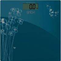 Напольные весы электронные Sinbo SBS 4427 (темно-синий) -