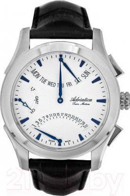 Часы мужские наручные Adriatica A1160.52B3CH - общий вид