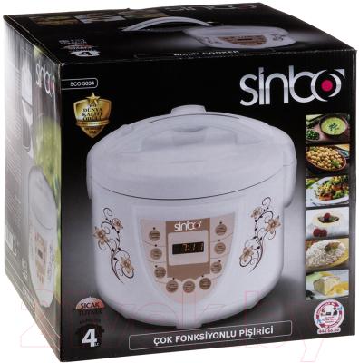 Мультиварка Sinbo SCO-5034 (белый)