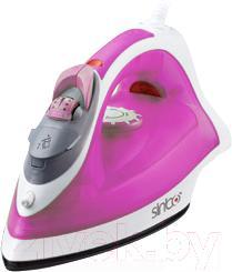 Утюг Sinbo SSI-2851  (розовый) - общий вид