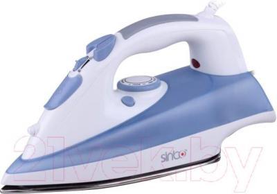 Утюг Sinbo SSI-2866 (бело-голубой) - общий вид