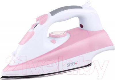 Утюг Sinbo SSI-2866 (розовый) - общий вид