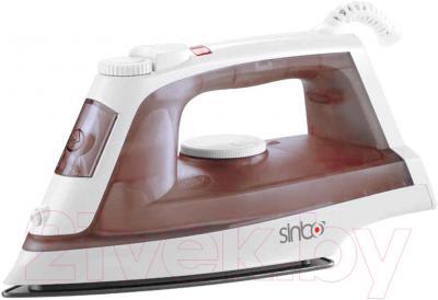 Утюг Sinbo SSI-2868 (коричневый) - общий вид