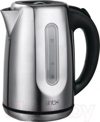 Электрочайник Sinbo SK-7309  (серебристый) - общий вид