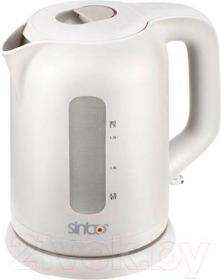 Электрочайник Sinbo SK 7319 (слоновая кость) - общий вид