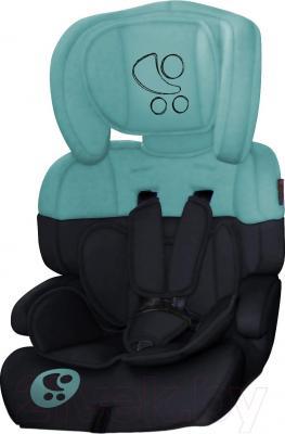 Автокресло Lorelli Junior (Black-Green) - общий вид