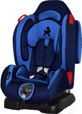 Автокресло Lorelli F1 (Dark Blue-Light Blue) - общий вид