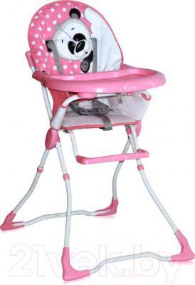 Стульчик для кормления Lorelli Candy (Pink Panda) - общий вид