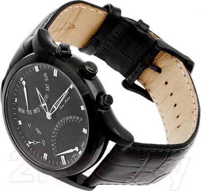 Часы мужские наручные Adriatica A1191.B214CH - вполоборота