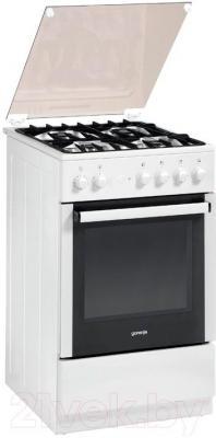 Кухонная плита Gorenje GI52220AW - общий вид