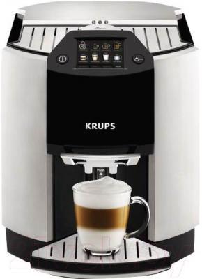 Кофемашина Krups EA9010 - общий вид