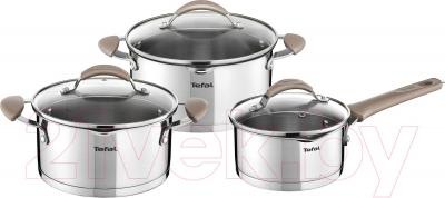 Набор кухонной посуды Tefal Inspiration E831S614 - общий вид