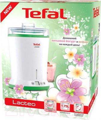 Йогуртница Tefal Lacteo YG260132 - в упаковке