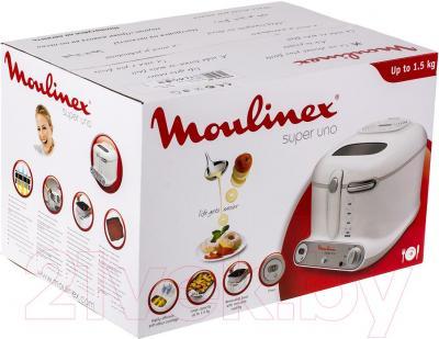 Фритюрница Moulinex AM302130 - в упаковке