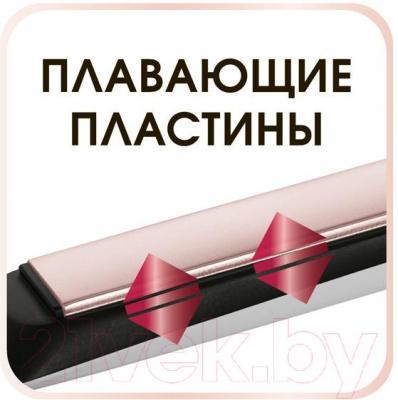 Выпрямитель для волос Rowenta SF7420D0 - плавающий пластины