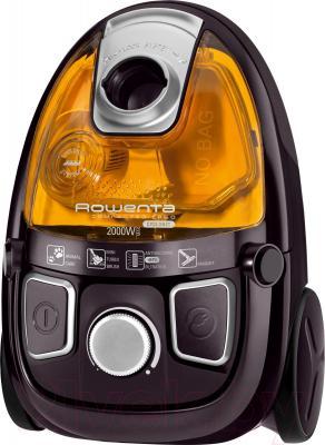 Пылесос Rowenta RO539621 Compacteo Ergo Cyclonic - корпус