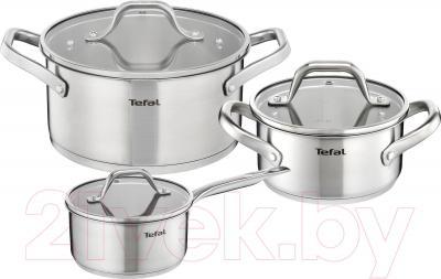 Набор кухонной посуды Tefal Hero E825S374 - общий вид