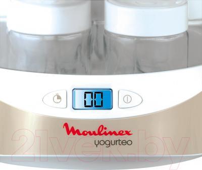 Йогуртница Moulinex YG231E32 - управление
