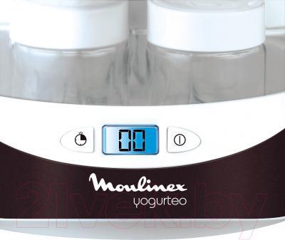 Йогуртница Moulinex YG231932 - управление