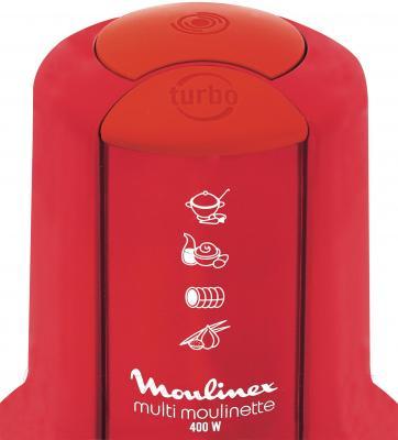 Измельчитель Moulinex AT712G30 Multimoulinette - кнопки