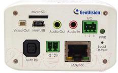 IP-камера GeoVision GV-BX2400-3V (84-BX2400V-302D) - вид сзади
