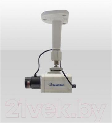 IP-камера GeoVision GV-BX2400-3V (84-BX2400V-302D) - крепление на потолке