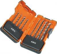 Набор сверл AEG Powertools POWER SDS-PLUS -